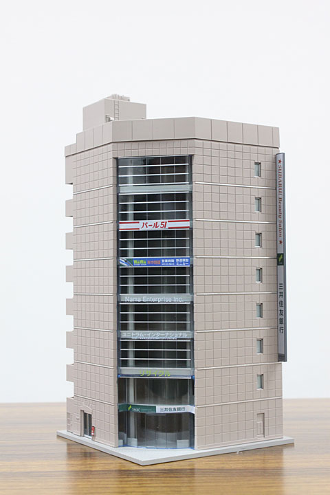 Quinntopia an n scale blog i love kato cool new for Cool modern buildings