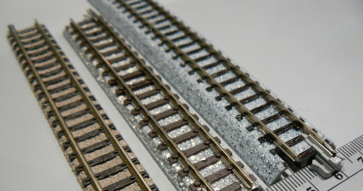 Quinntopia An N Scale Blog Fleischmann Tomix And Kato