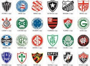 Brasões de times de futebol