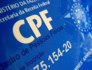 Renovação CPF 2011