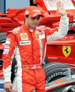 Felipe Massa sofre acidente no treino do mundial de formula 1