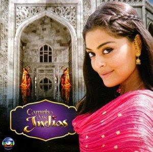 Trilha Sonora Caminho das Índias cd nacional