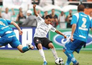 Corinthians e Avai pelo campeonato brasileiro