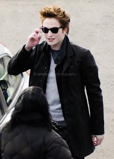 Edward Cullen de crepúsculo