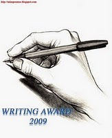 Writing Award