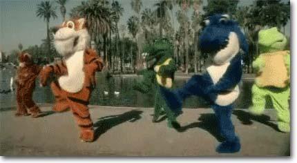 dançando lalala dança- danca - ursinhos dançando - dança lalala idiota demais, retardados
