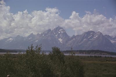 Parque Nacional Grand Teton, cerca de Jackson