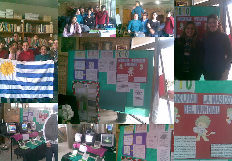 Proyecto Mundial 2010 Liceo 3
