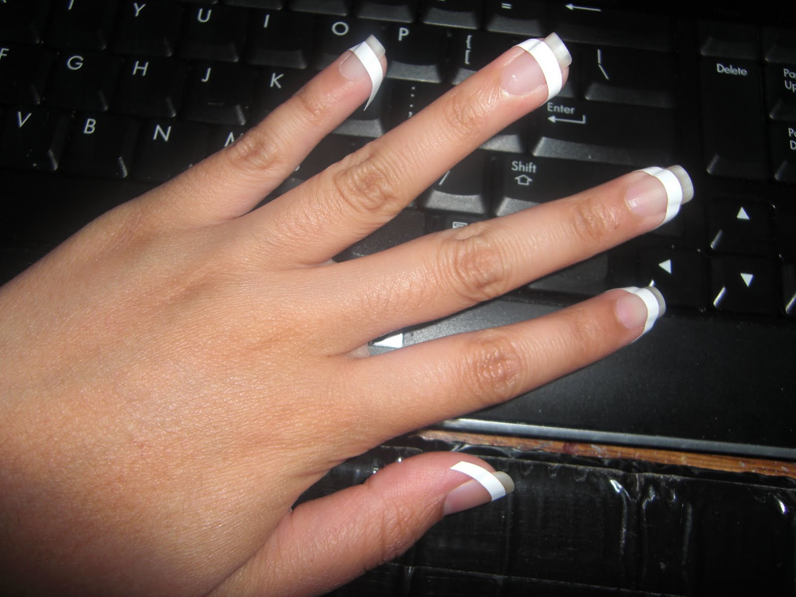 Rosie Says: Review: Nailene French Manicure kit