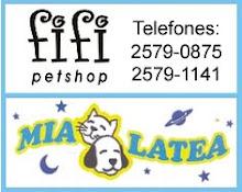 Apoio - Comprar na Pet Fifi gera doações para os nosso gatinhos!