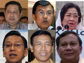 capres dan cawapres indonesia