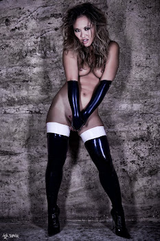 Lucious in Latex