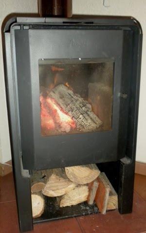Cositas que se aprenden c mo encender una estufa de le a - Como encender la calefaccion ...