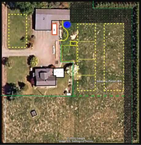10 Acre Farm Layout Plans