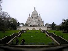 Basílica Sacré- Coeur - Paris