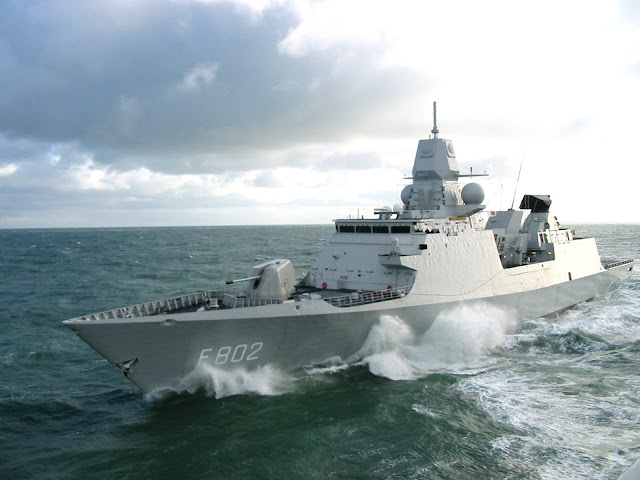 HNLMS Tromp (F802)