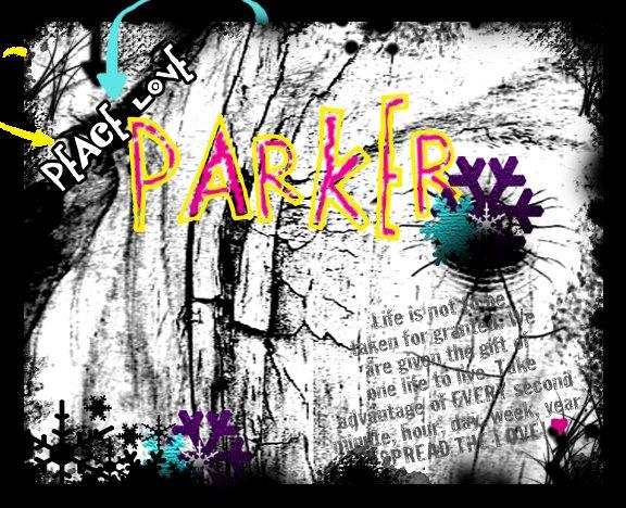 PeaceLove:::Parker