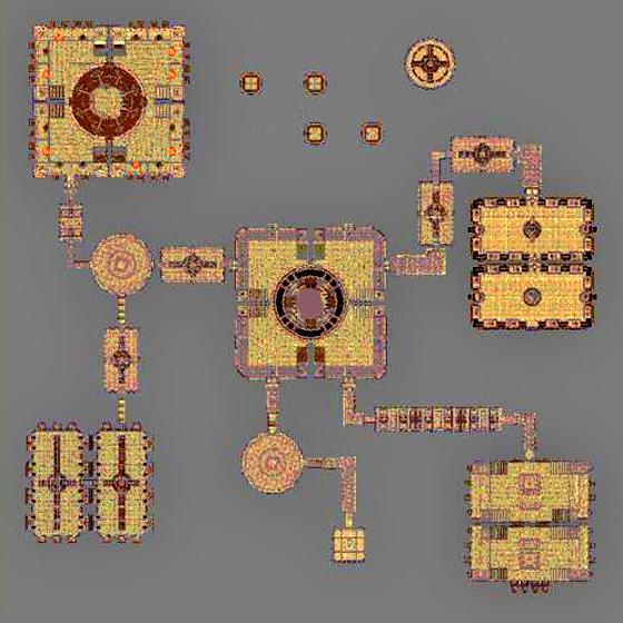 Todo sobre los mapas en Last Game Forge10