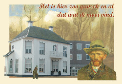 Vincent over Drenthe: