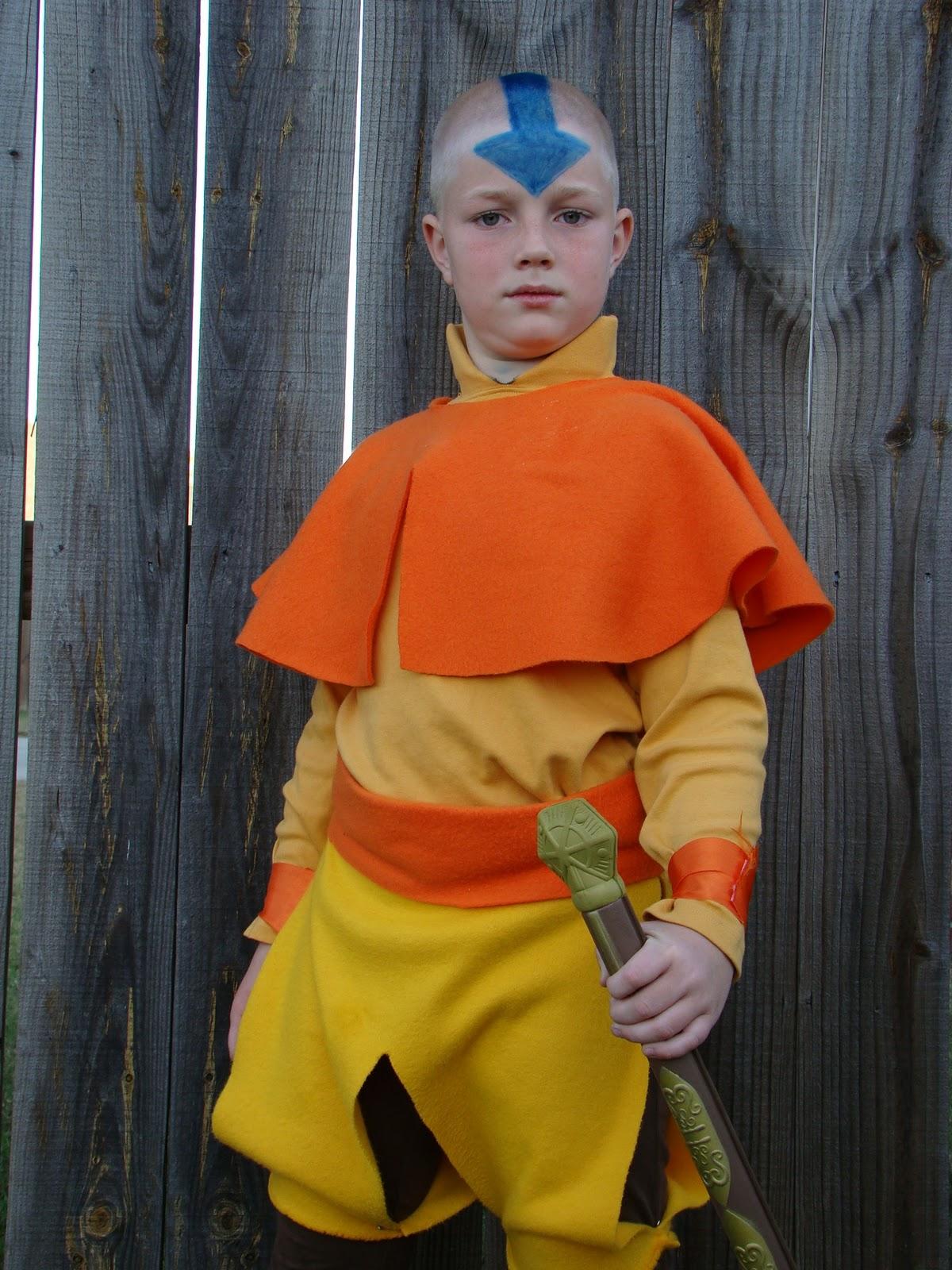 patterson a team an avatar halloween