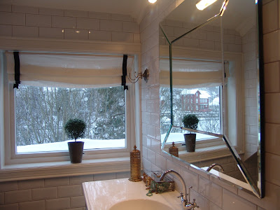 Scandinavian chic: i love my bathroom... (before & after) / jeg ...