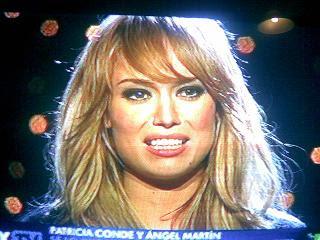 Patricia Conde Campeona