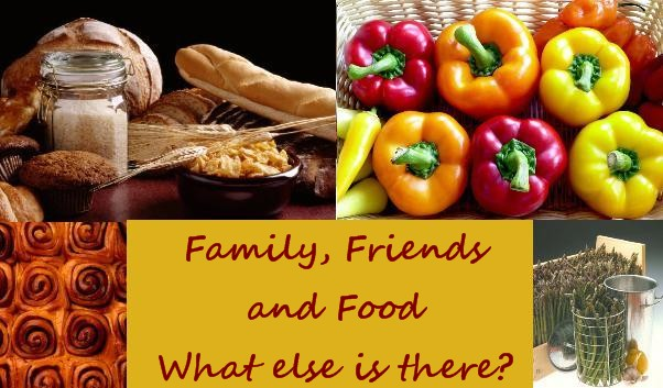Family, Friends and Food: The Recipes