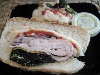 Trader Joes Turkey Sandwich - RIP