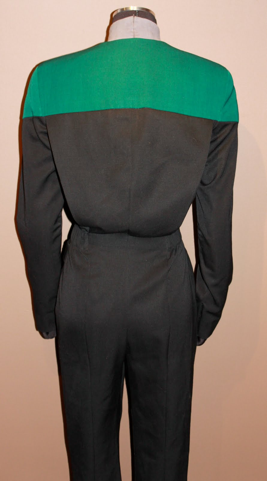 niner u0026 39 s paradise  jadzia dax starfleet uniform