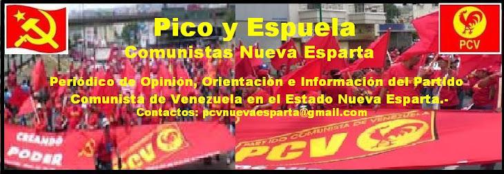 Pico y Espuela Comunistas Nueva Esparta