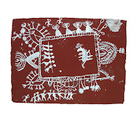 paintings warli tribe