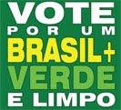 Assine por um Brasil + Verde  e limpo!
