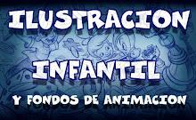 ILUSTRACION INFANTIL Y FONDOS DE ANIMACION