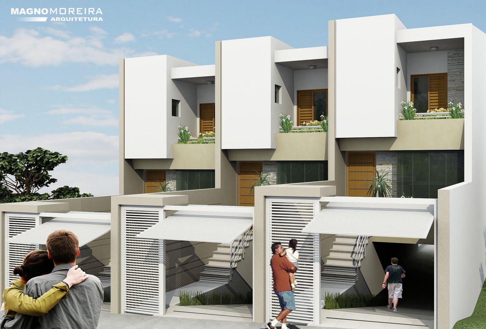 Plantas de Casas, Fachada, Arquiteto, Projetos de Casas