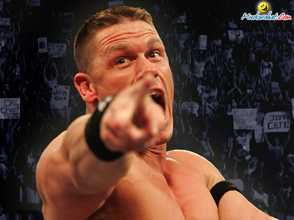vacation: wwe super star john cena wallpapers