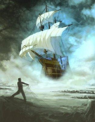 Top 10 leyendas de Barcos Fantasma Caleuche-1