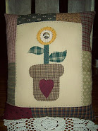Pillow that I made for a friend