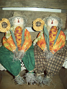 MY STICK SCARECROW CREATIONS