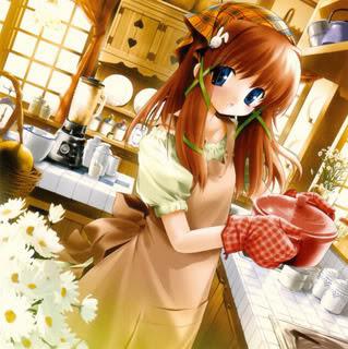 Ficha de  Azuka CookingAnimeGirl