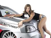 Hot.Sexy.Bikini Girls with Car