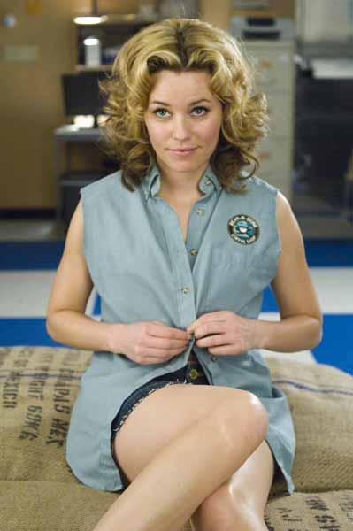 Meet Elizabeth Banks. With the movies Meet Bill and Meet Dave on her 2008 ...