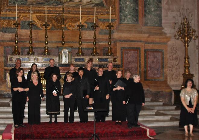 Rome Concert April 28, 2009
