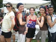 Australia day!!