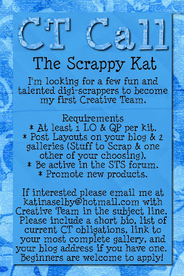 The Scrappy Kat CT Call CT+Call