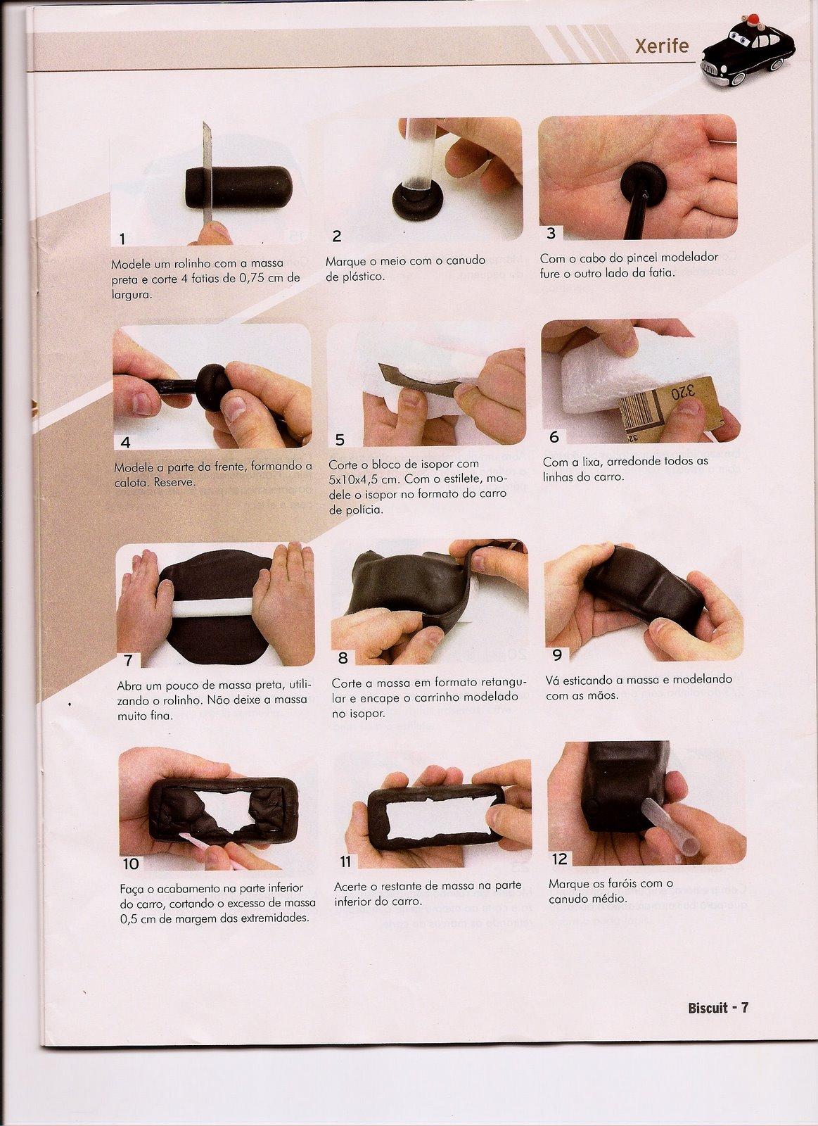 Как сделать машинку из мастики на торт пошагово фото