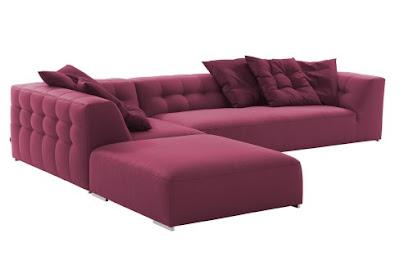 canapea cu linii simple