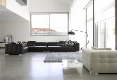 colectie de canapele si fotolii foarte confortabile cu linii simple