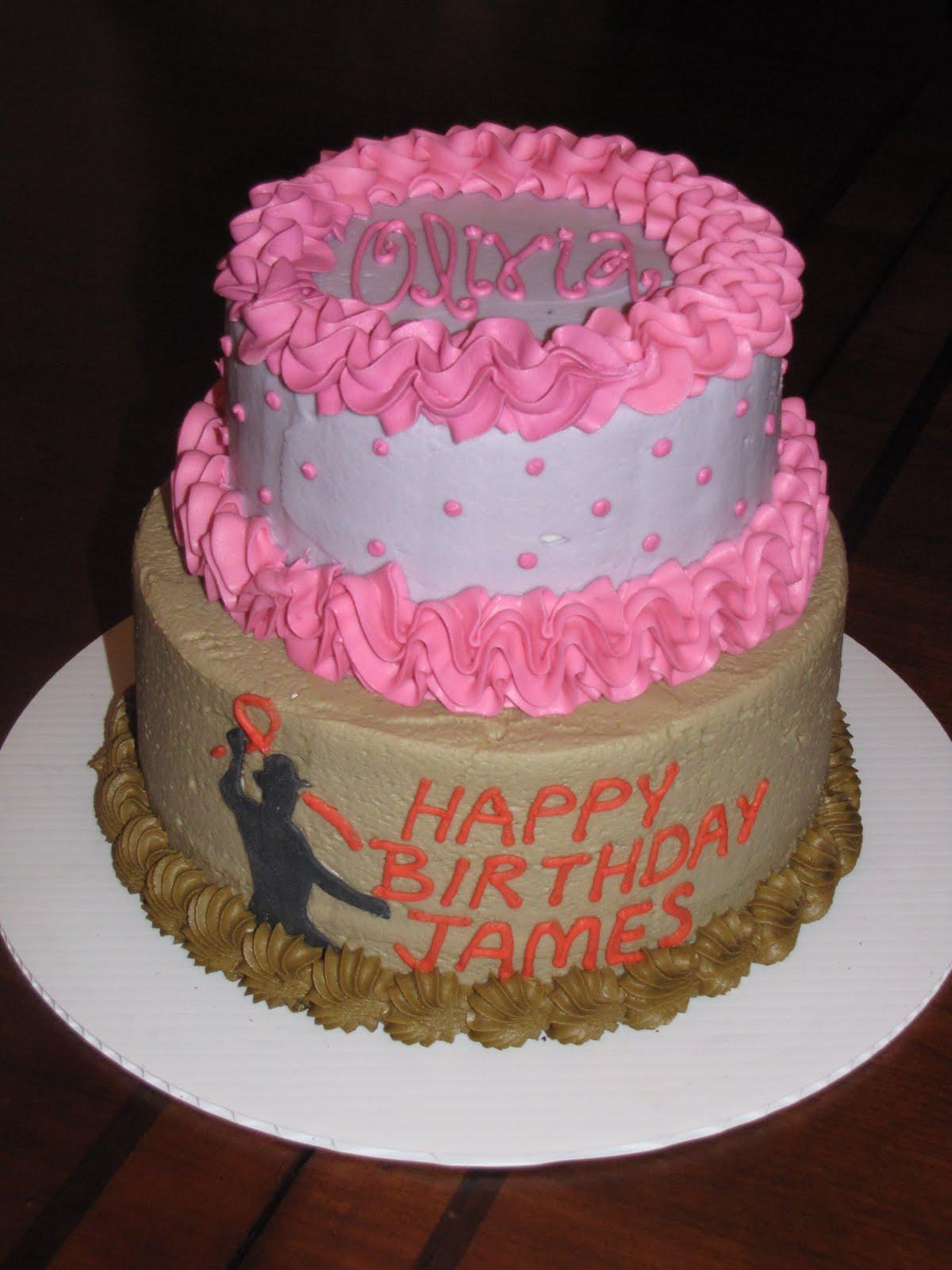 Aubie Cake Topper