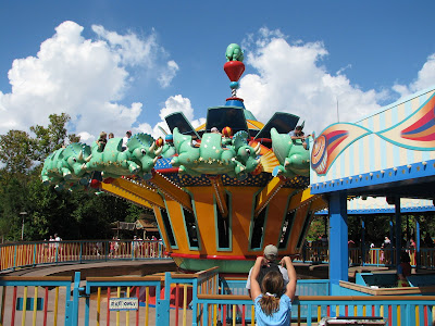walt disney world magic kingdom rides. This basic ride had been