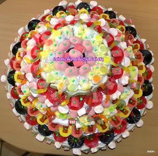 tarta de cumple